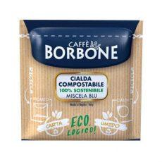 Cialde ESE 44 mm Caffè Borbone miscela BLU